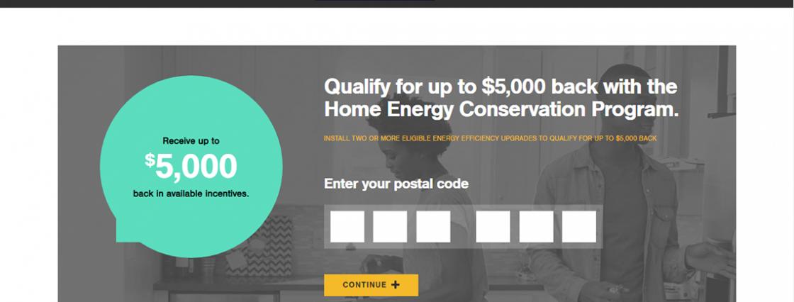 Home Energy Conservation Program