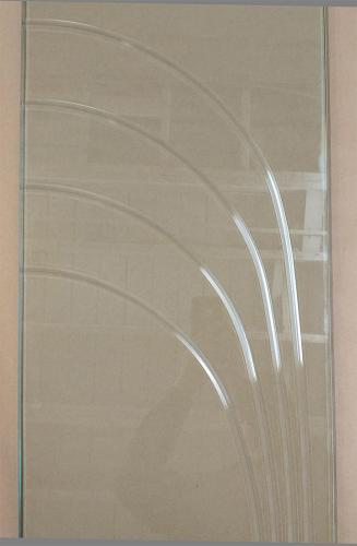 Grooved Glass
