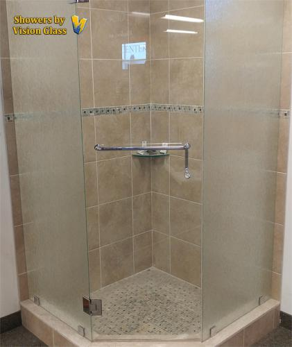 Showroom 3 Piece Shower